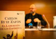 Andalucía al Día, Carlos Ruiz Zafón