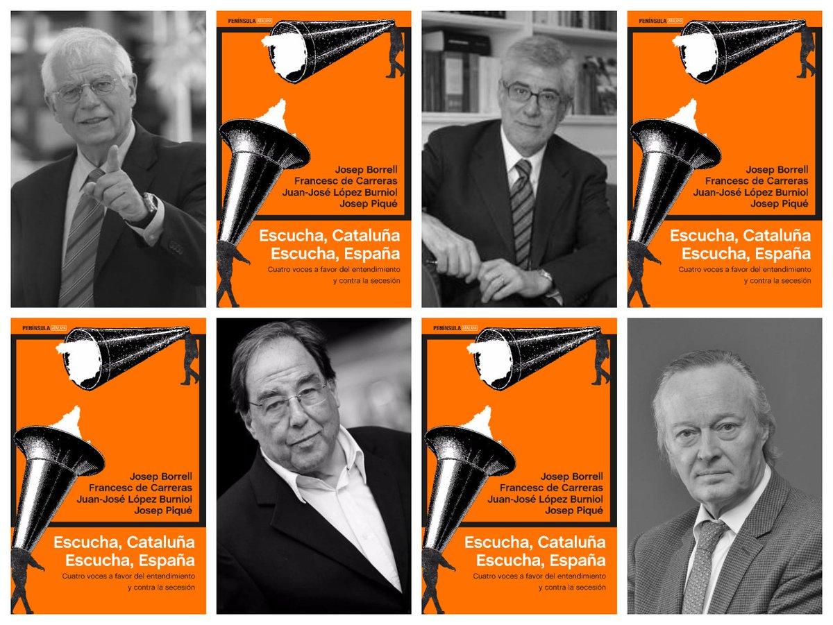 Atrapalibros, escucha Cataluña, escucha España