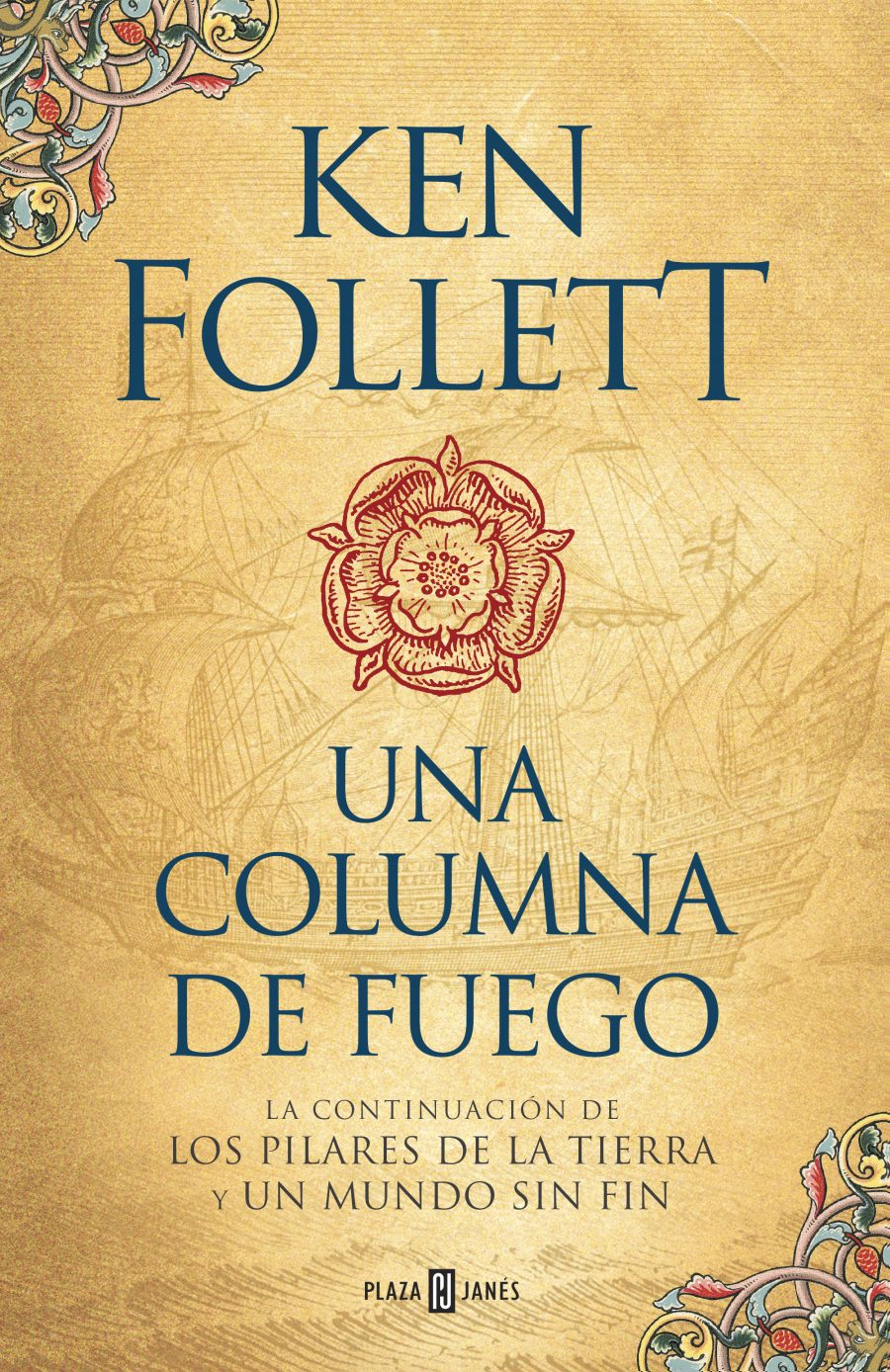 Atrapalibros, Ken Follett