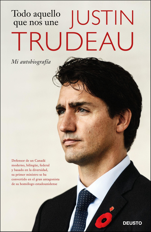 Atrapalibros, Justin Trudeau