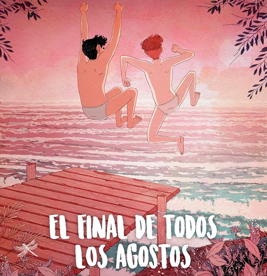Atrapalibros, Alfonso Casas El final de todos los agostos
