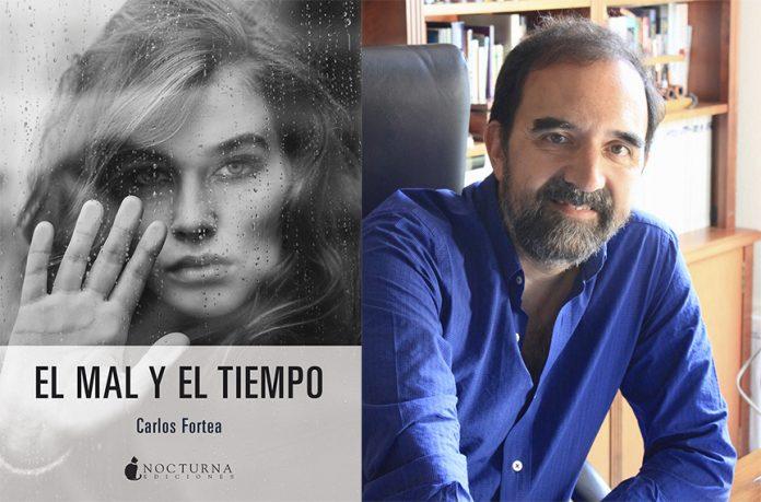 Atrapalibros, Carlos Fortea El mal y el tiempo