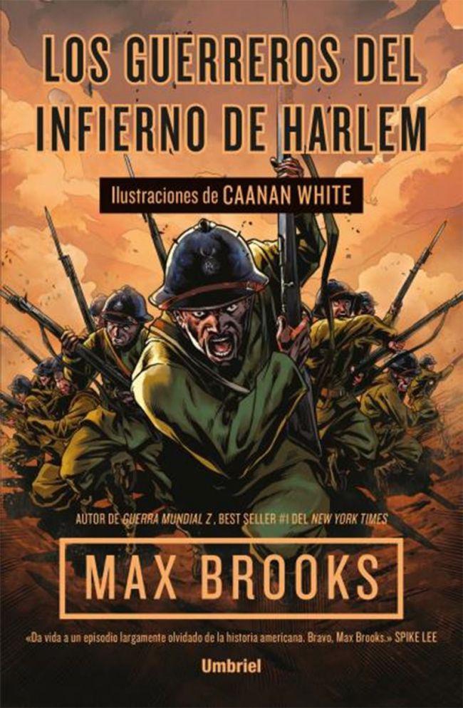 Atrapalibros, Max Brooks Los guerreros del infierno de Harlem