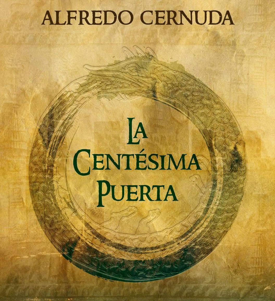 Atrapalibros, Alfredo Cernuda, La Centésima Puerta