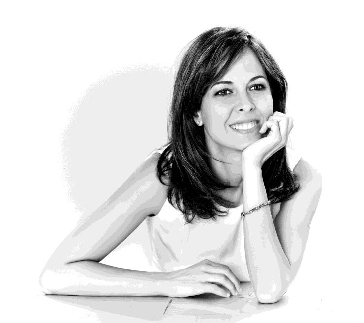 Mara Torres autora Los días felices