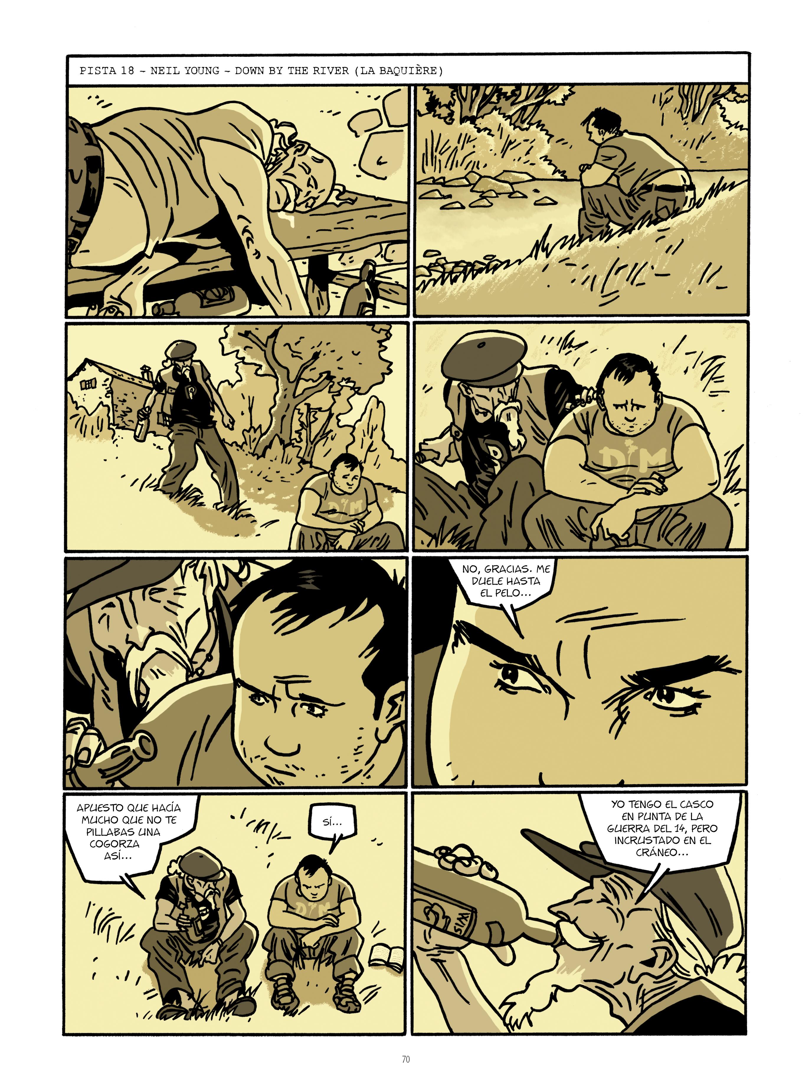 El largo y tortuoso camino de Christopher y Rubén Pellejero