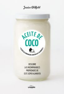 Aceite de coco de Jessica Oldfield