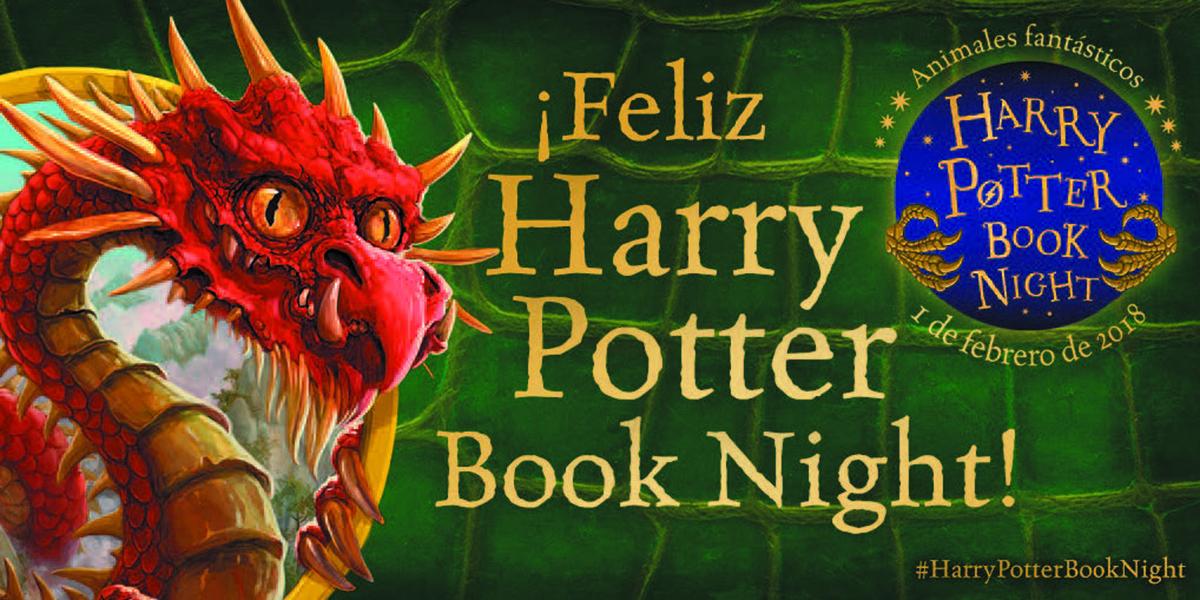 Harry Potter Book Night