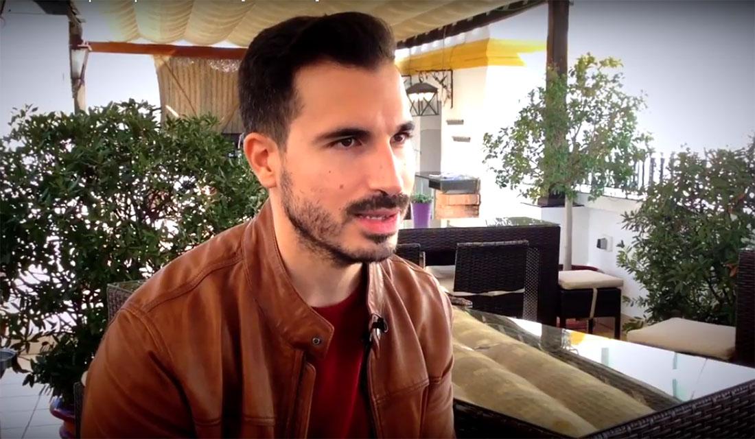 Javier Castillo - El dia que se perdio el amor