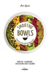 Smoothie bowls de Fern Green