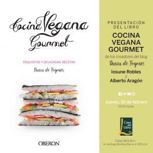 cocina vegana gourmet