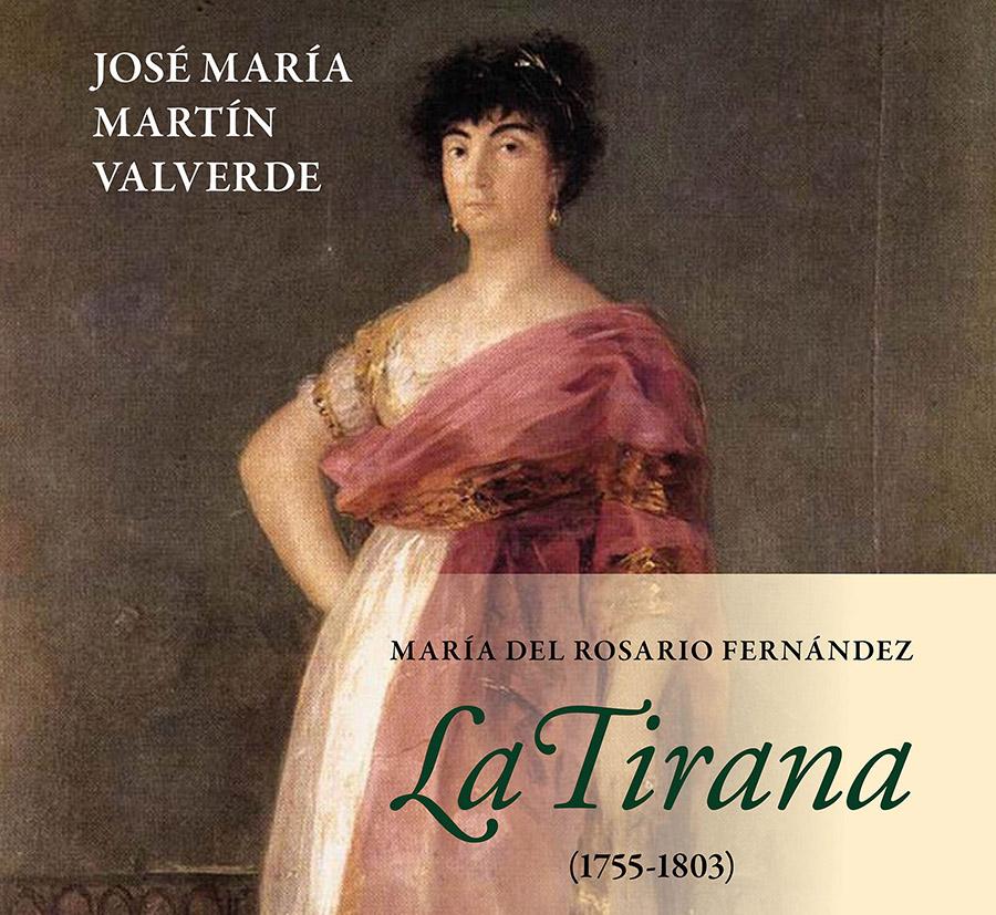 La Tirana (1755-1803). Un actriz en la época de Carlos III