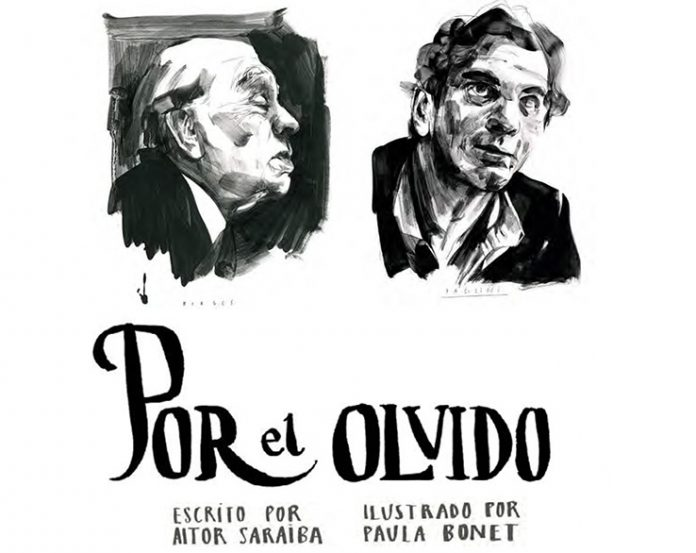 Por el olvido Aitor Sarabia y Paula Bonet