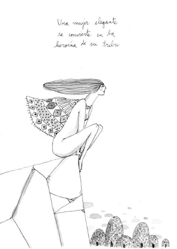 Como ser una mujer elegante portada editado por Avenauta