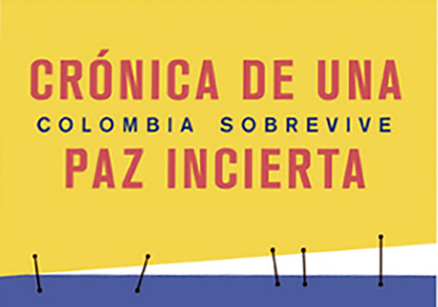 Colombia sobrevive Aitor Saez