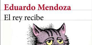 Portada El rey recibe Eduardo Mendoza