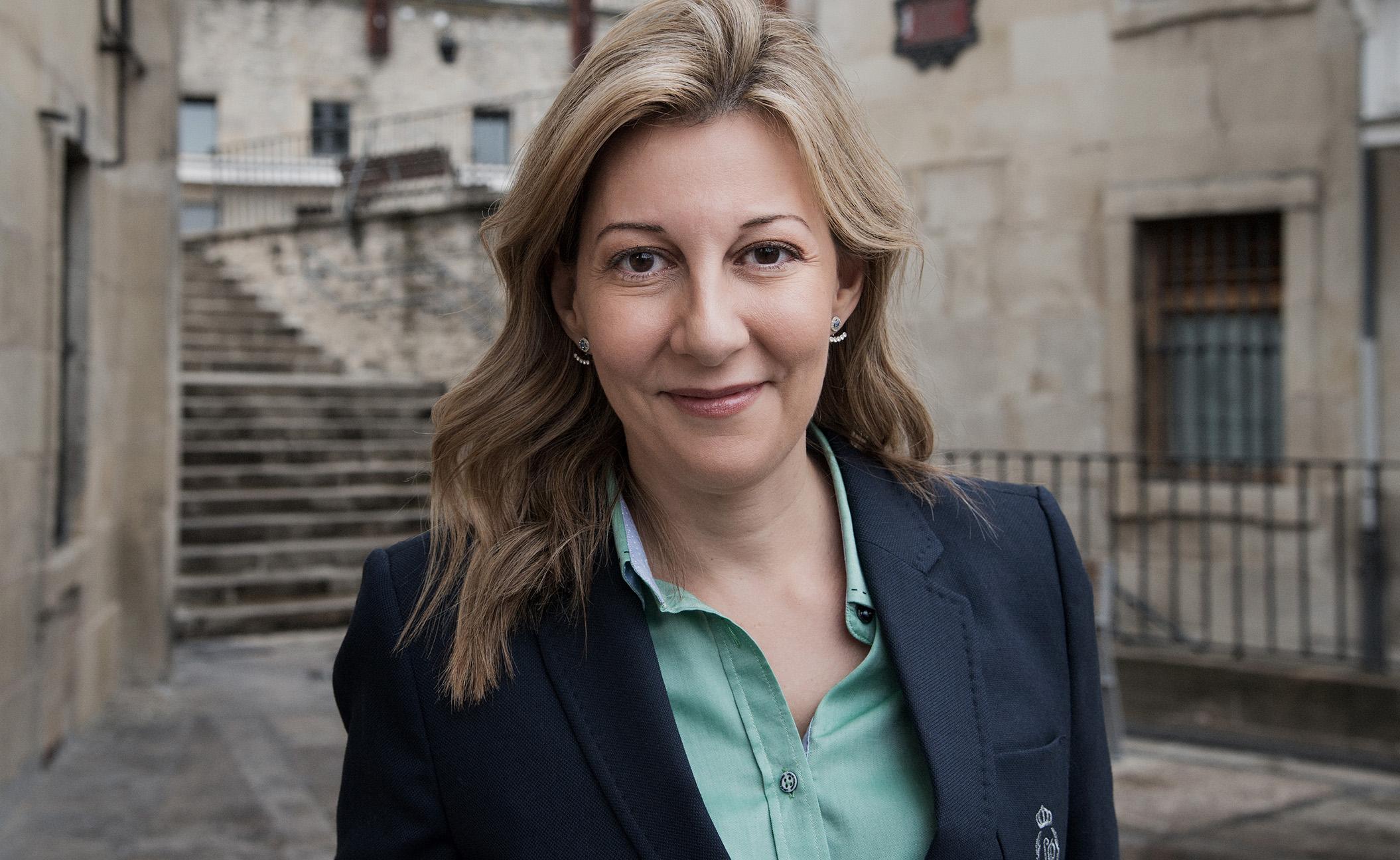 Eva Gª Sáenz de Urturi