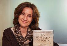 Paloma Sánchez Garnica autora de La sospecha de Sofía